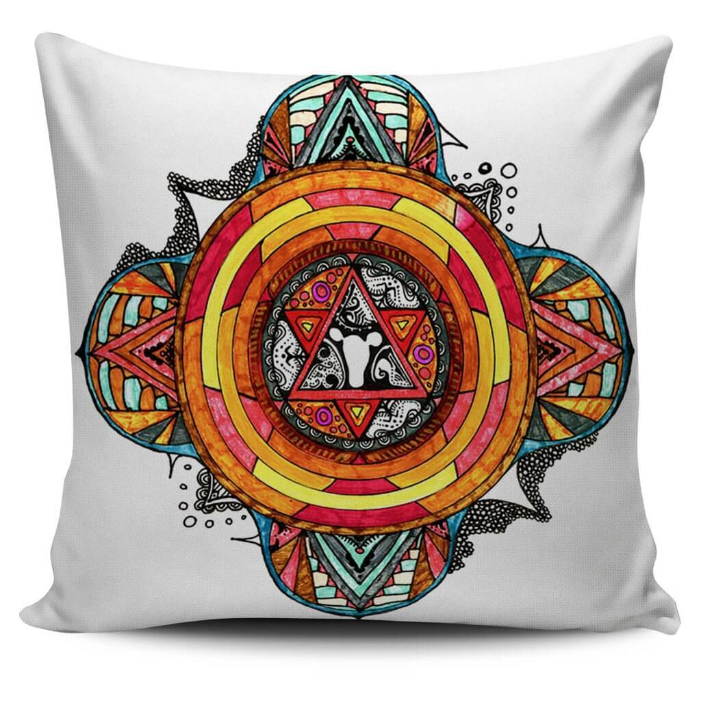 Star Gate Pillow