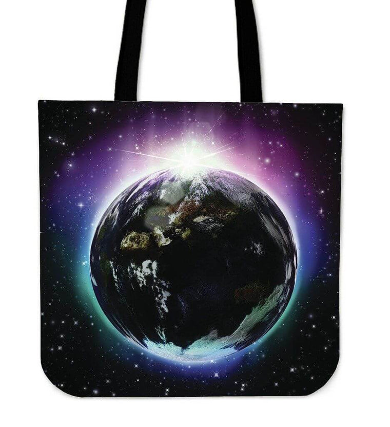 Sun Kisses Earth Tote