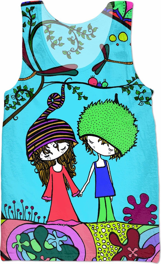 Tank Tops - Pure Love Tank Top