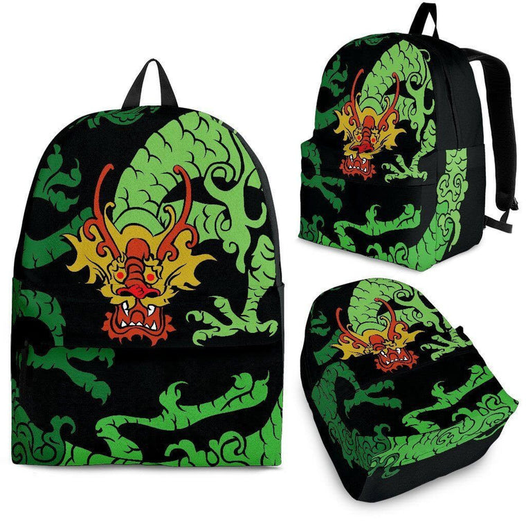 The Dragon Backpack