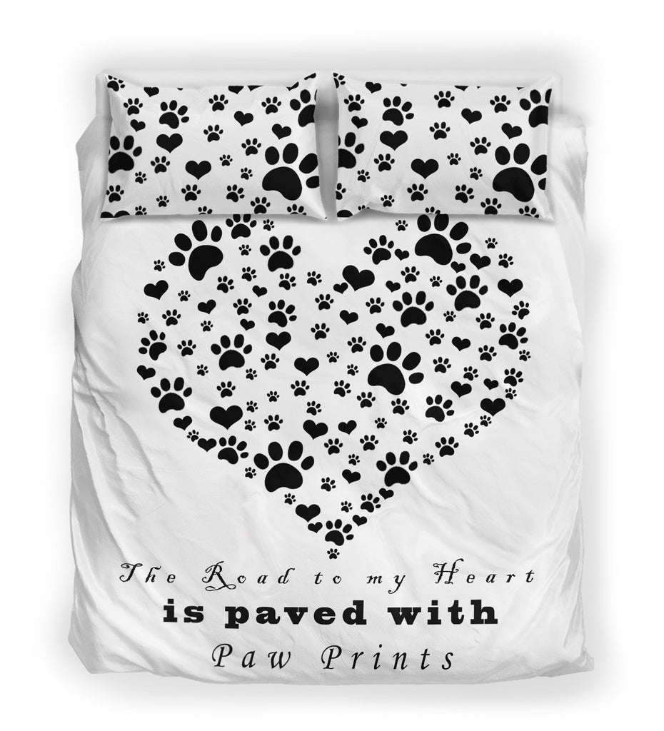 The Road To My Heart Bedding