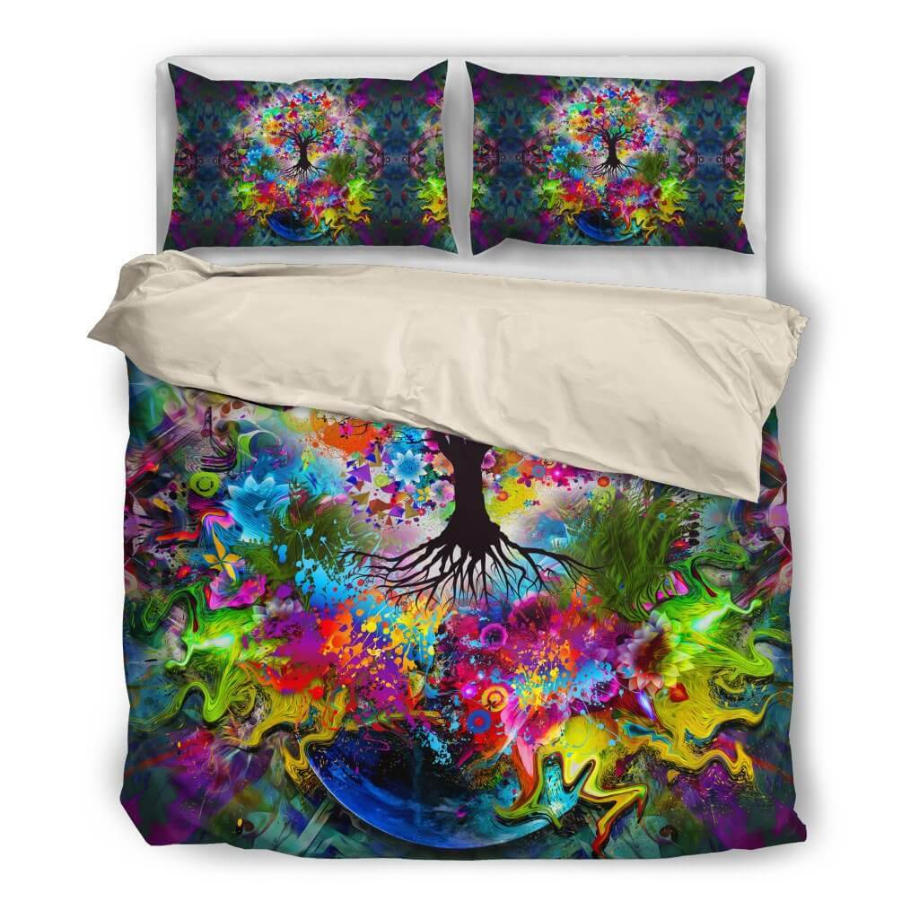 Tree Of Life Bedding Set