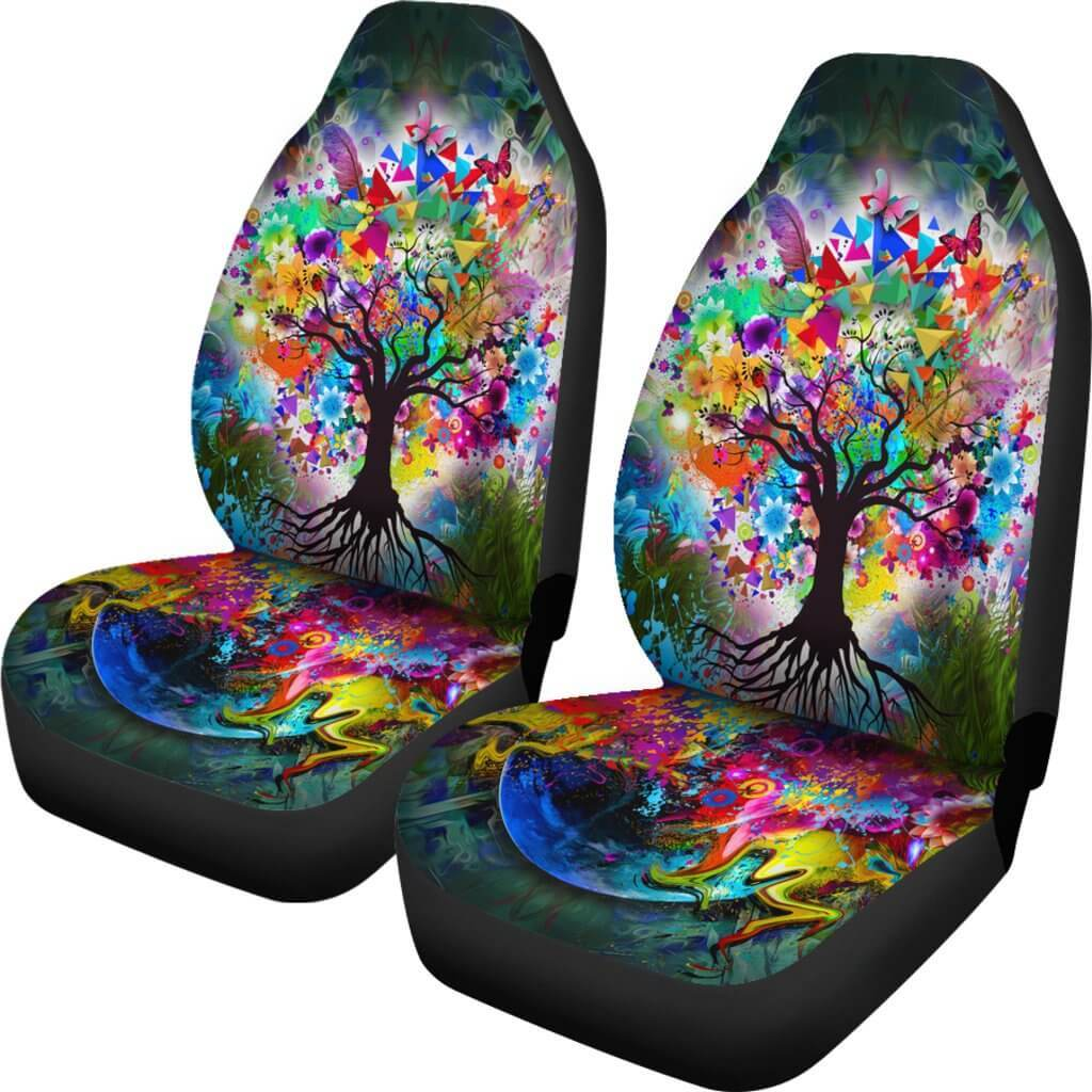 Tree Of Life Car Seat Covers