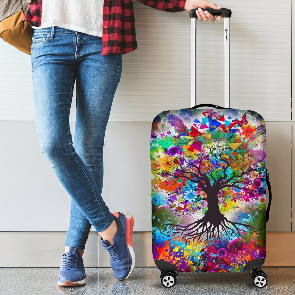 Tree Of Life Luggage Covers