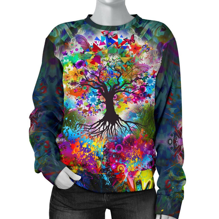 Tree Of Life Sweater