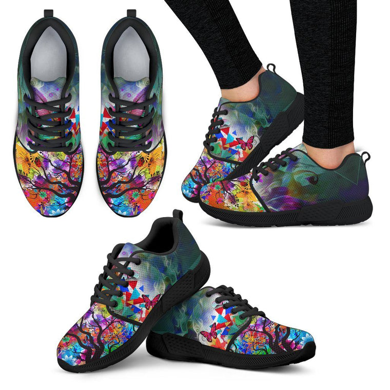 Tree Of Life Women's Athletic Sneakers