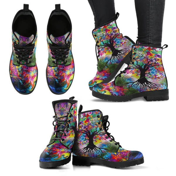 Your Amazing Design Colorful Women S Boots Your