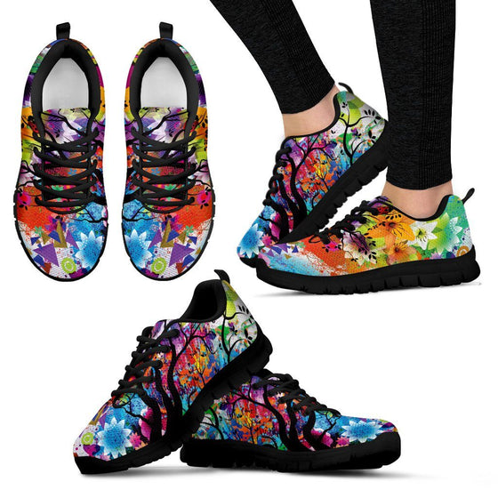 Tree Of Life Women's Sneakers