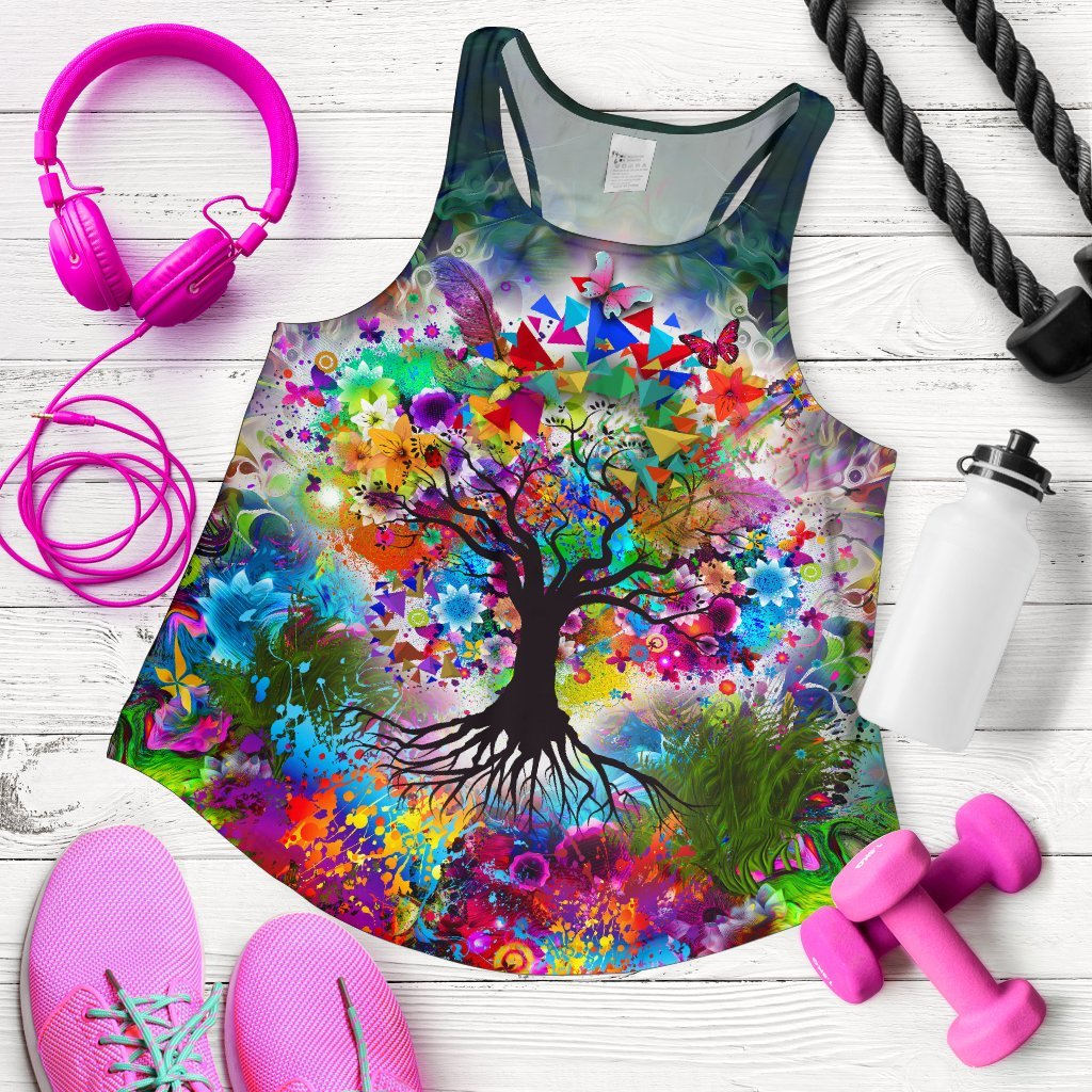 Tree Of Life Women's Tank