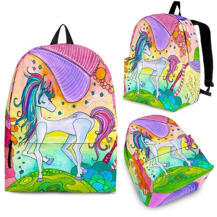 Uni Unicorn Backpack
