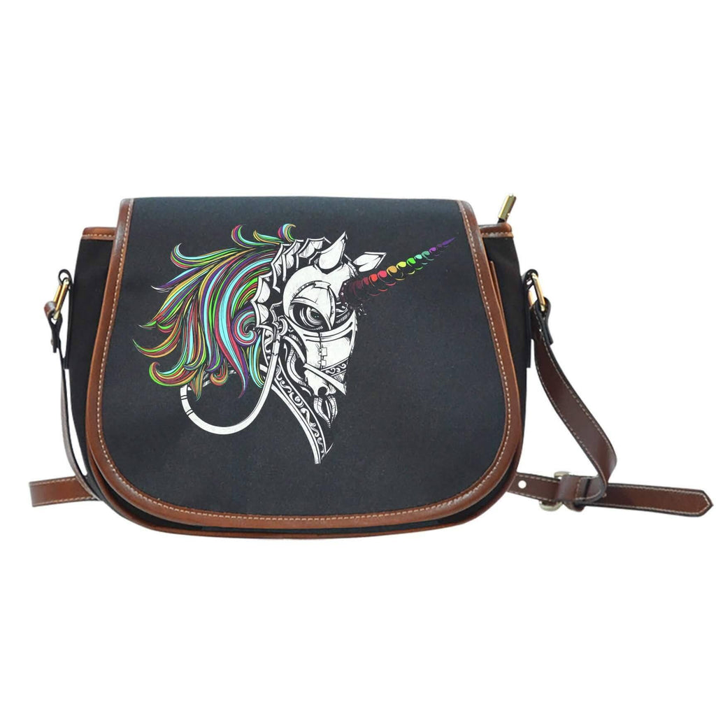 Unicorn Saddle Bag