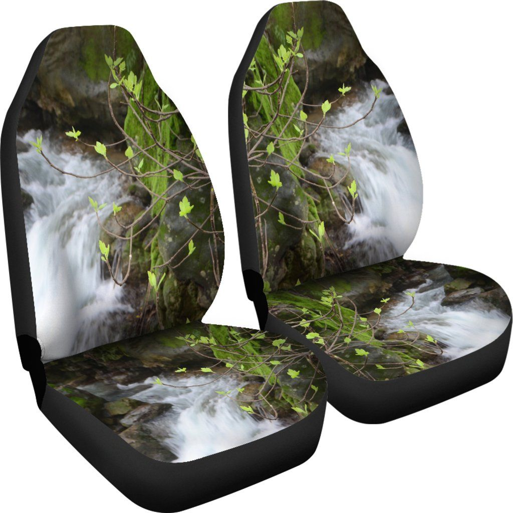 Waterfall Car Seat Covers