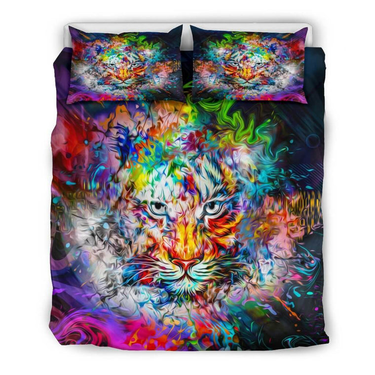Wild Tiger Bedding Set