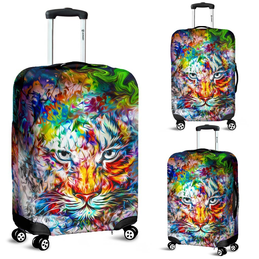 Wild Tiger  Luggage Covers