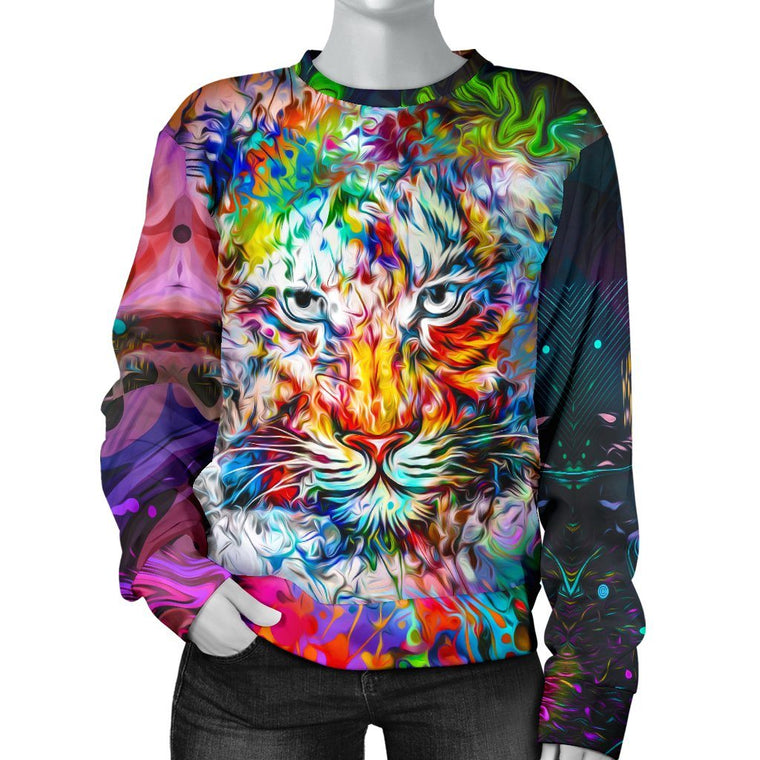 Wild Tiger Women's Sweater