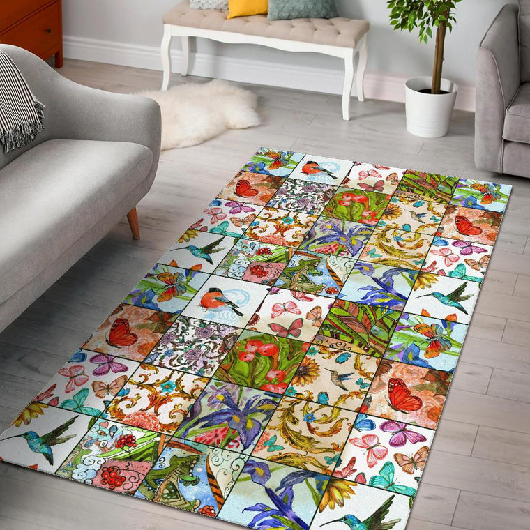 Windows To Nature Area Rug