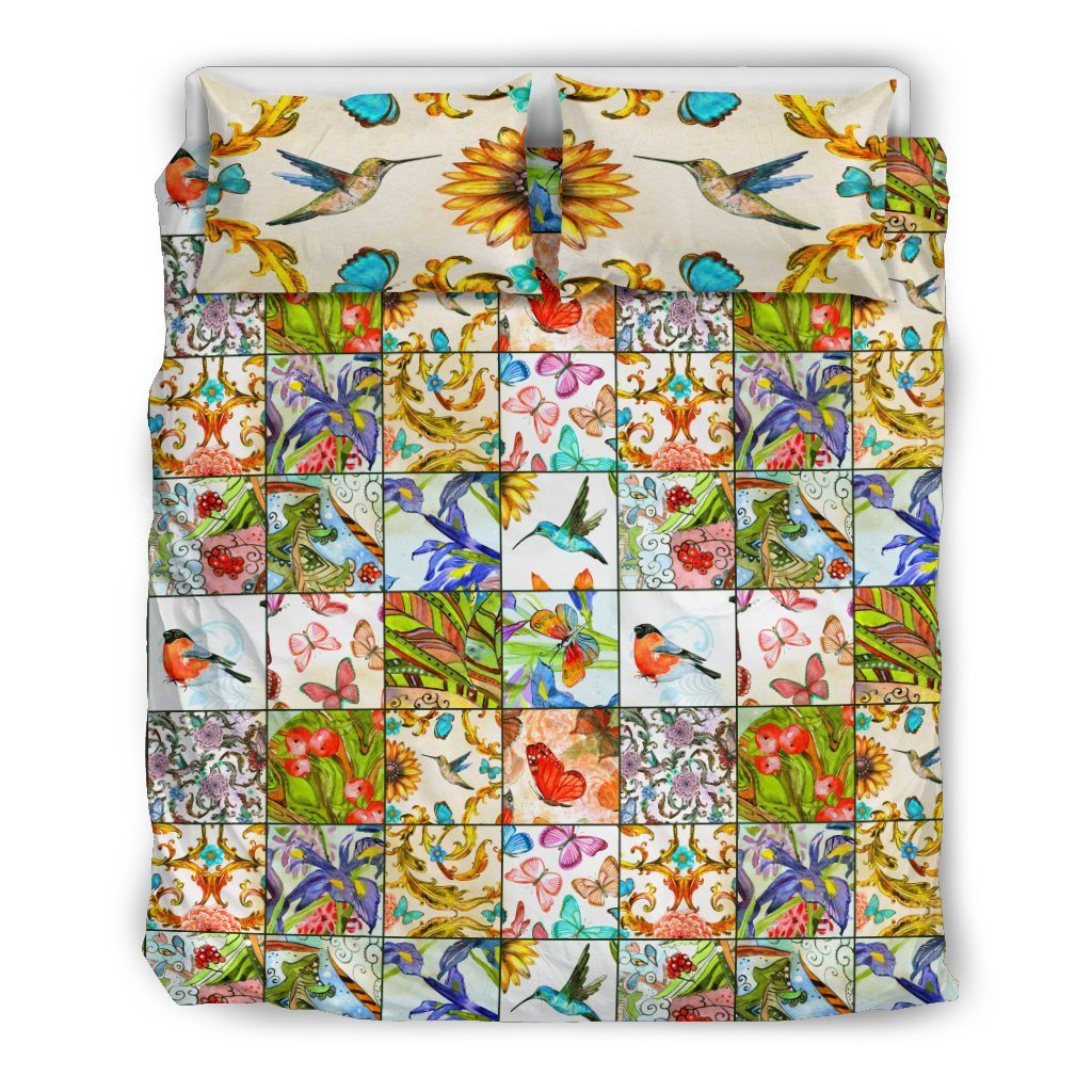 Windows To Nature Bedding Set