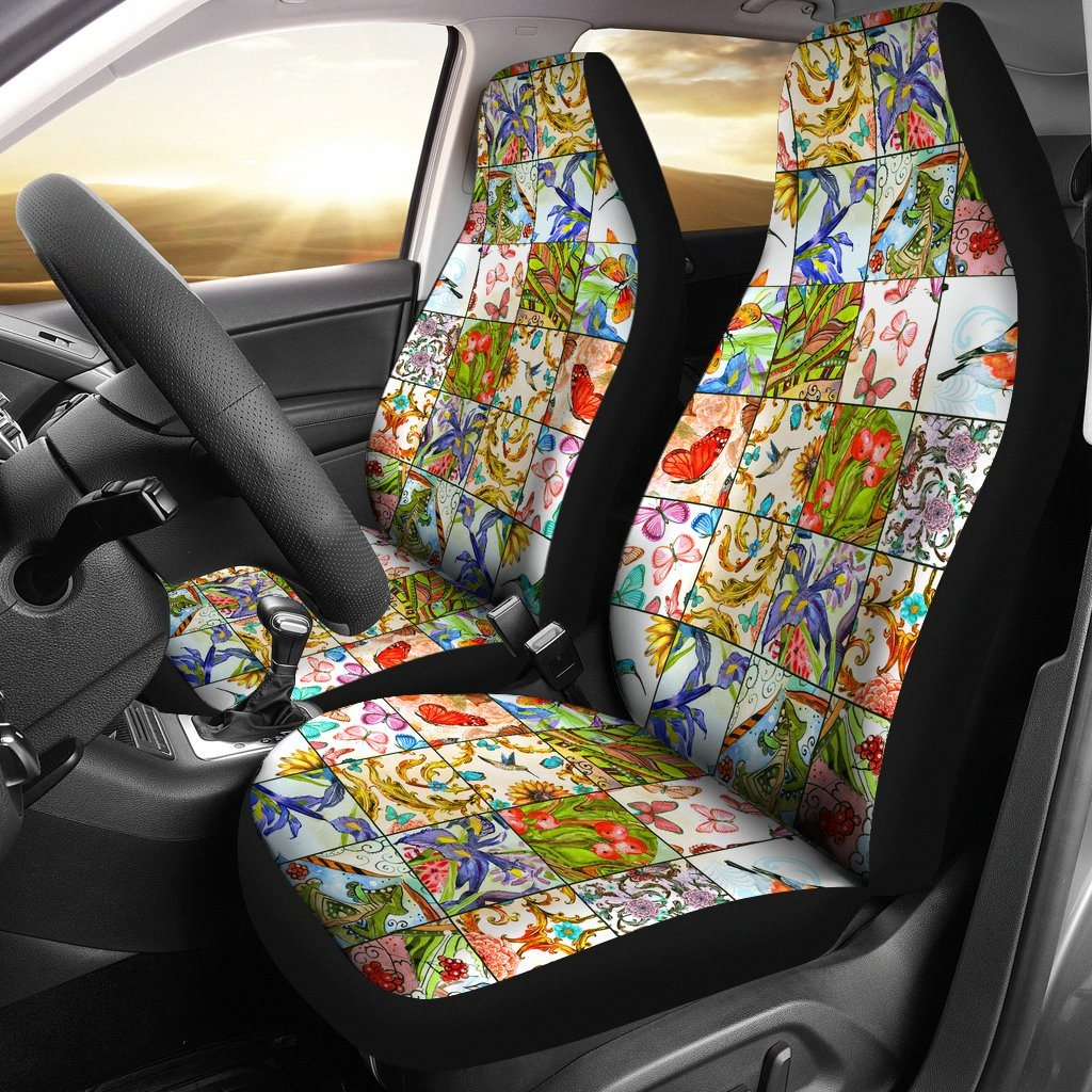 Windows To Nature Car Seat Covers