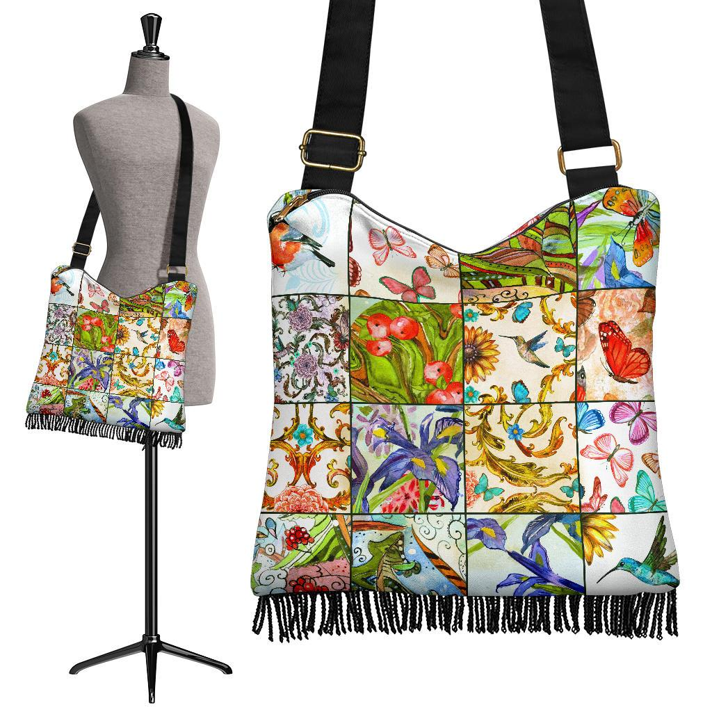 Windows To Nature Crossbody Bag