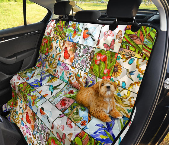 Windows To Nature Pet Car Seat Covers