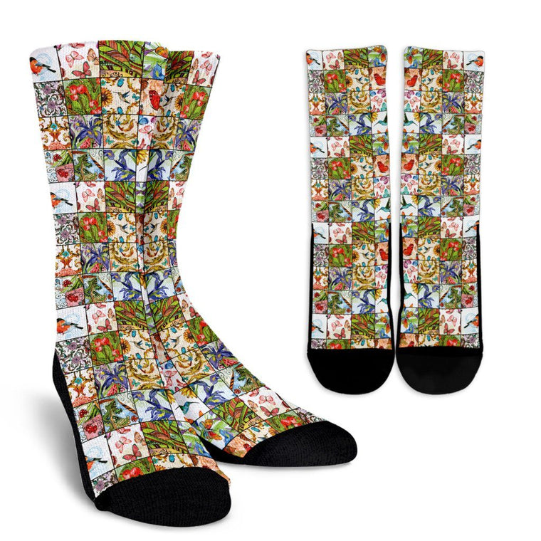 Windows To Nature Socks