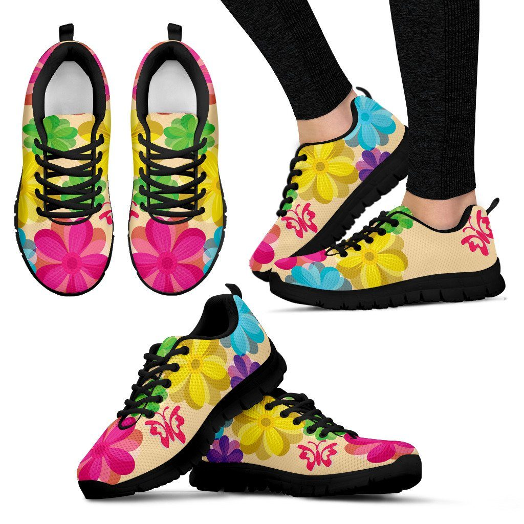 Women Sneakers - Summer Love Sneakers