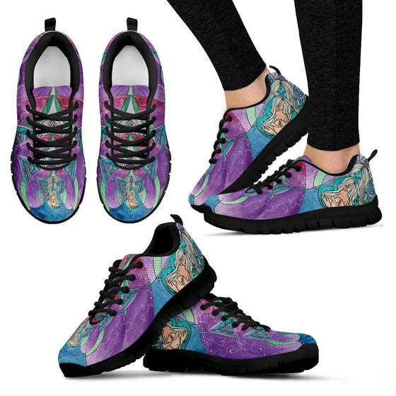 Women Sneakers - The Goddess Sneakers