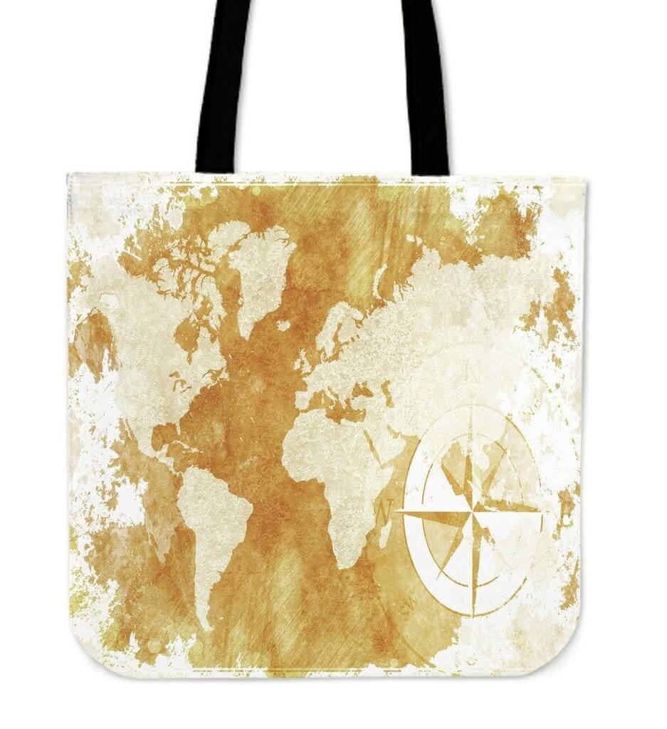 world map tote bag. world map tote bag  your amazing design