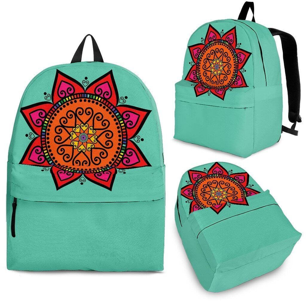 Wow Mandala Backpack