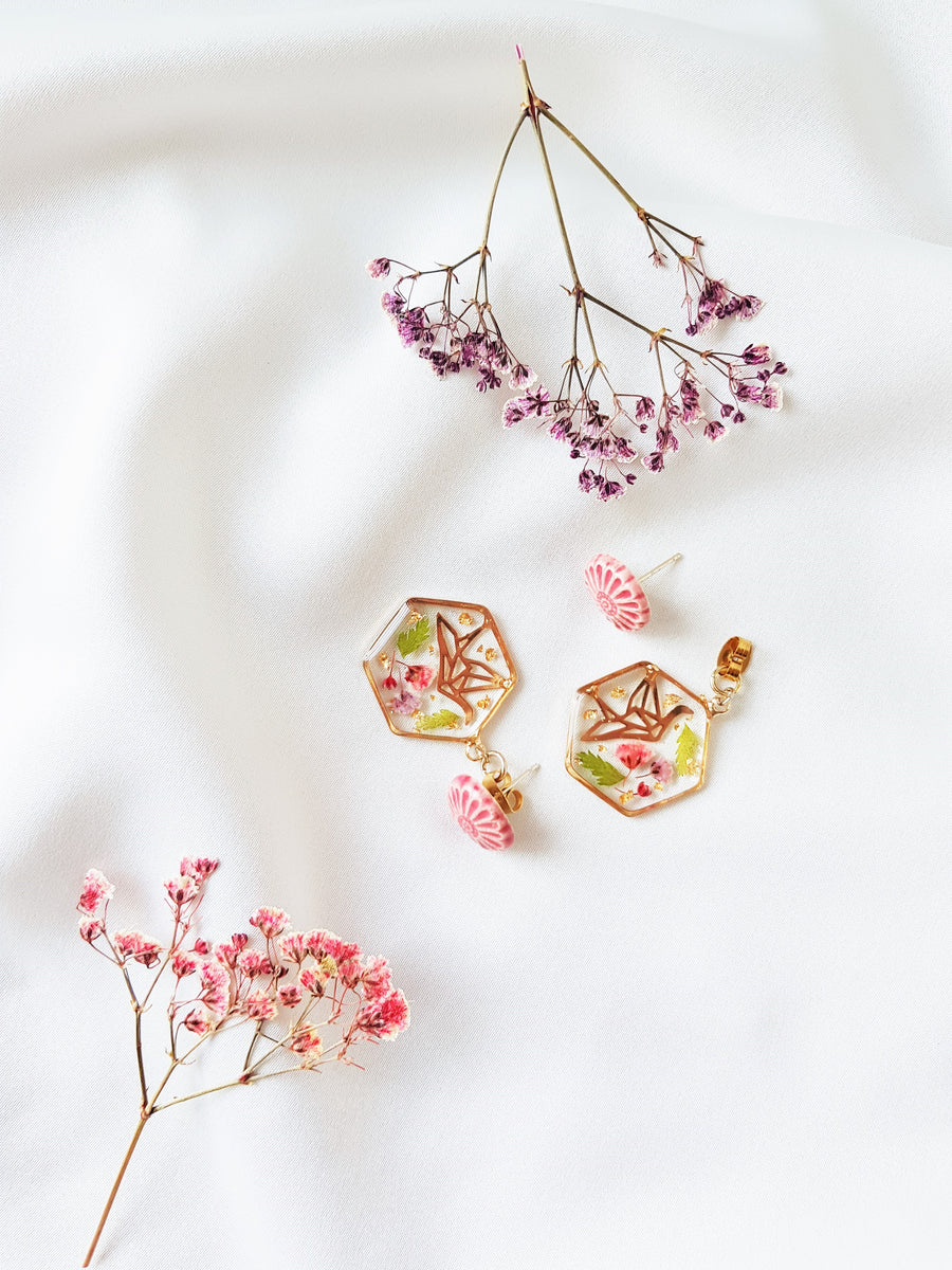 Florin Earrings