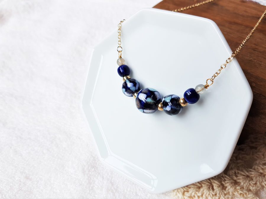 Callie Moonstone Necklace