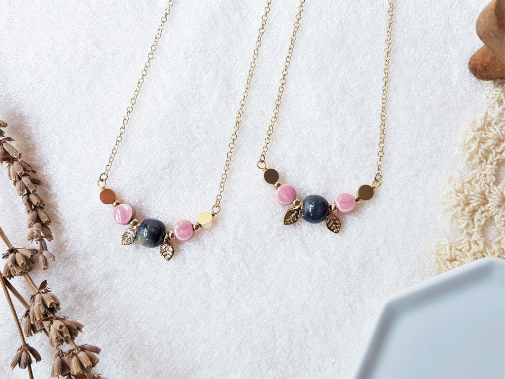 Taria Autumn Necklace