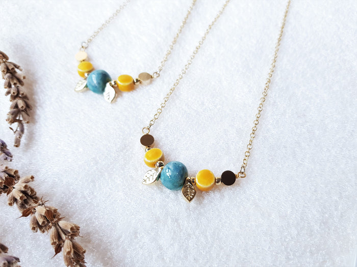 Joie Autumn Necklace