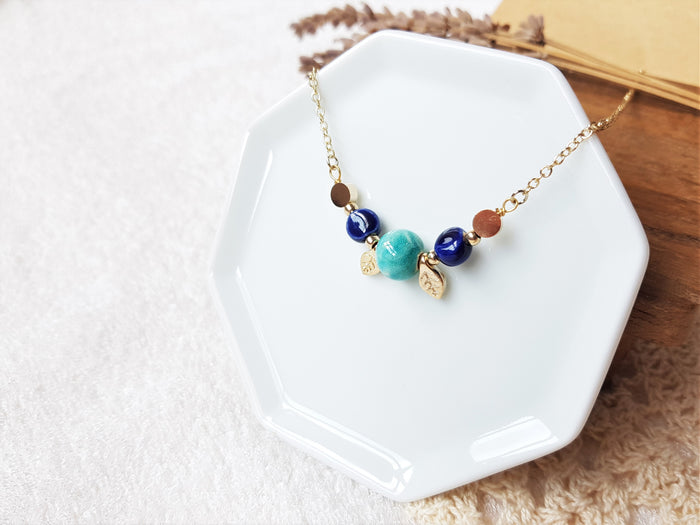 Arissa Autumn Necklace