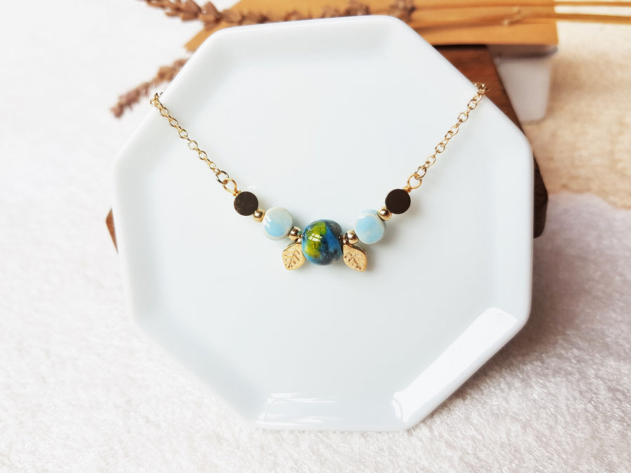 Lella Autumn Necklace