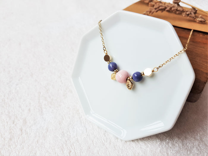 Clare Autumn Necklace