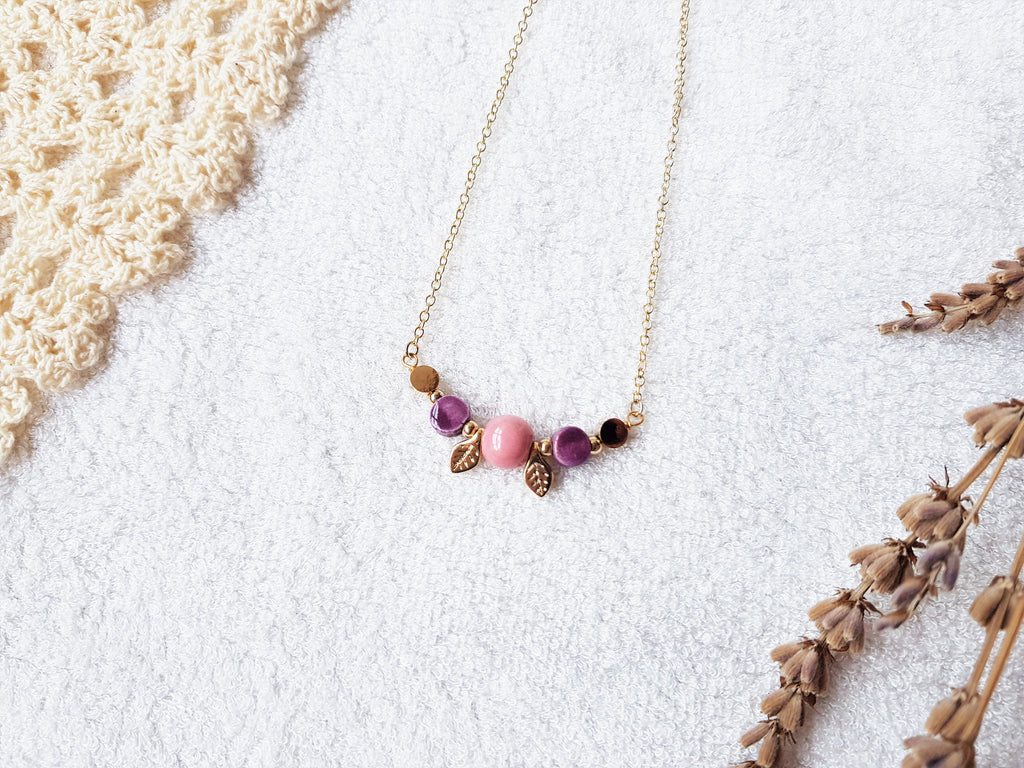 Kayla Autumn Necklace