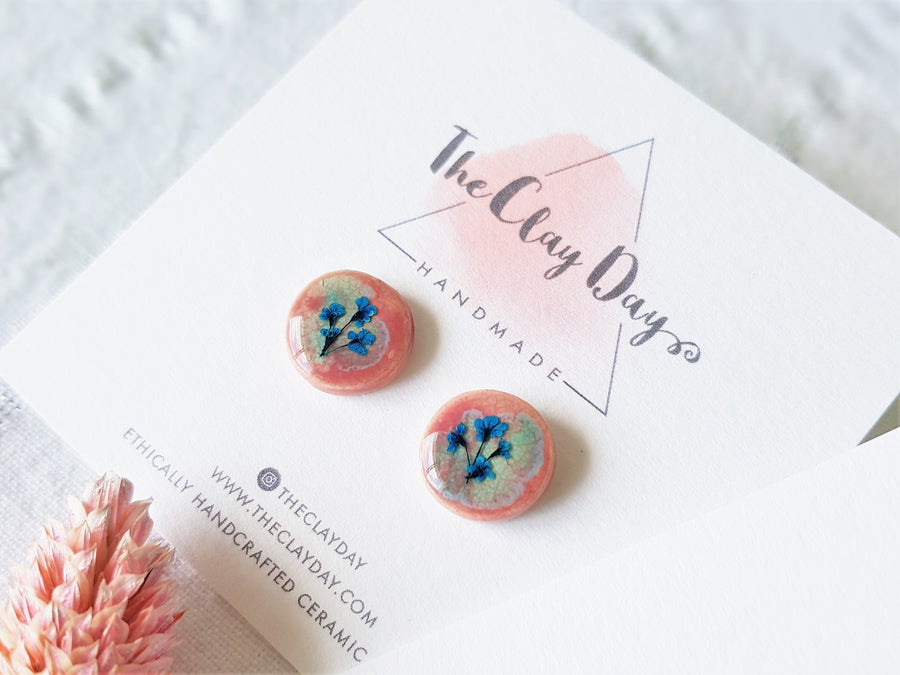Blossom Floral Earrings