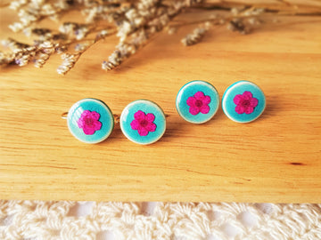 Yvette Floral Earrings