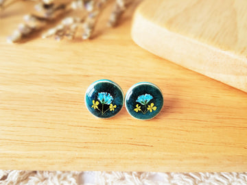 Althea Floral Earrings