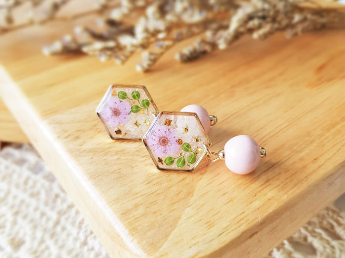 Daniella Floral Earrings