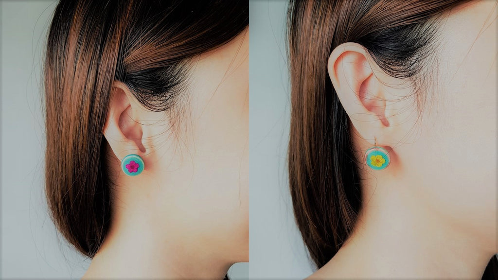 Bretta Floral Earrings