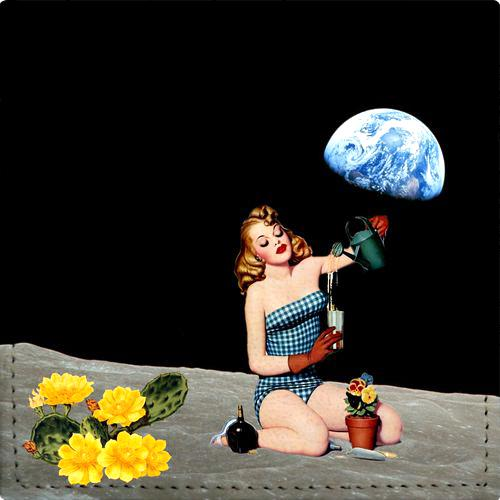 Posavaso Lets Plant the Moon
