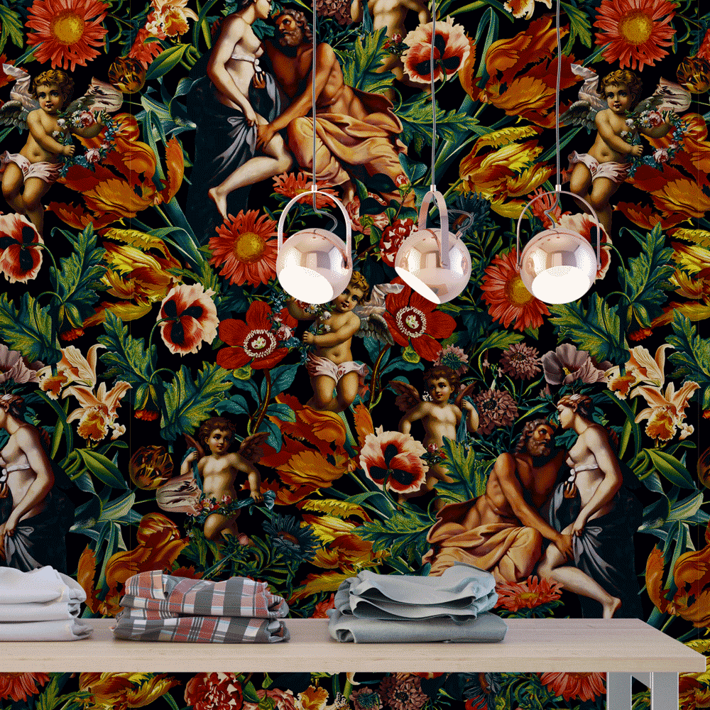 Papel Mural Gods and Angels