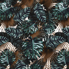 Papel Mural Tropical Garden X