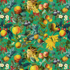 Papel Mural Fruit Pattern
