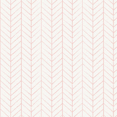 Papel Mural Lineas Chevron Rose Quartz