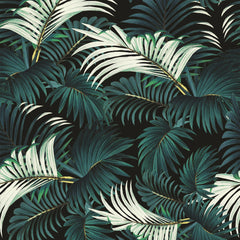Papel Mural TROPICAL JUNGLE - Night