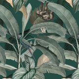 Papel Mural Tropical Vintage