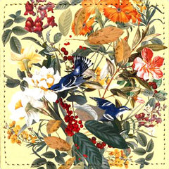 Posavaso Floral and Birds XXIX